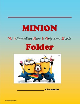 Minion Theme and Folder