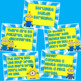 Minion Themed Growth Mindset Posters
