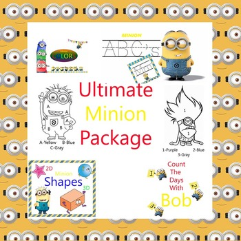 Minion: Ultimate Minion Package