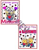 Minion Valentine's