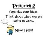 Minion Writing Process
