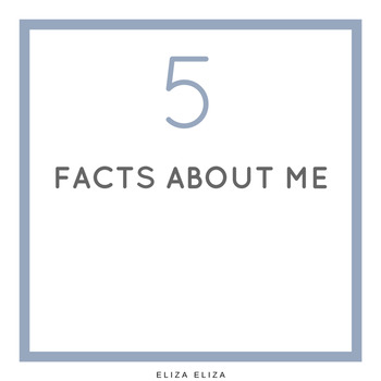 5 facts about me worksheet.