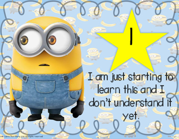 Minion's Marzano Scale