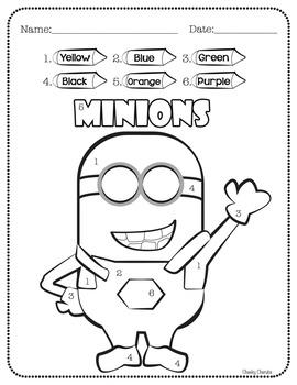 Minions - Activities