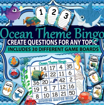 Bingo - Back to School & other uses (30 different minion boards included)