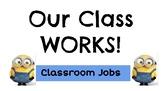 Minions Classroom Jobs
