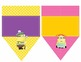 Minions EDITABLE Pennants Chevrons Flags - Small and Large