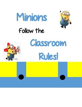 Minions Follow the Classroom Rules