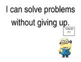 8 minion standards of mathematical practices