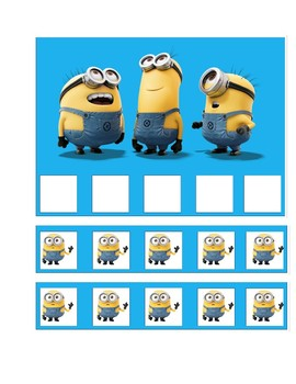 Minions Token Board