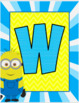 Minions Welcome Banner