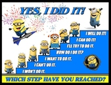 Minions - Which Step Have Your Reached Today?
