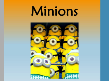 Minions simple text reader