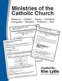 Ministries of the Catholic Church