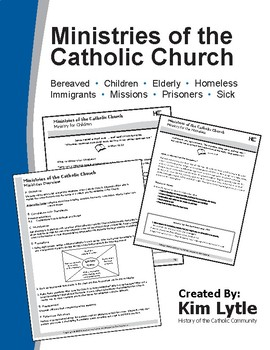 Ministries of the Catholic Church