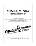 Minka, Minka - Traditional (Concert Band - Grade 2) - Arr.