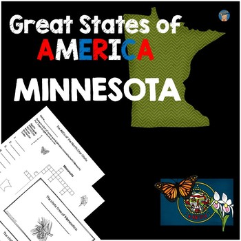 Minnesota Activity Packet