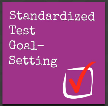 Minnesota Comprehensive Assessments (MCA) Goal-Setting Sheet, 8th Grade Reading
