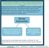 Minnesota ELA Standards Tracker - Grade 3