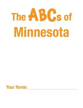 Minnesota Handwriting Printables - Print Edition
