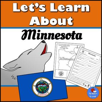 Minnesota History and Symbols Unit Study