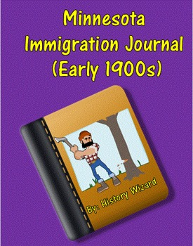 Minnesota Immigration Journal (Early 1900s)