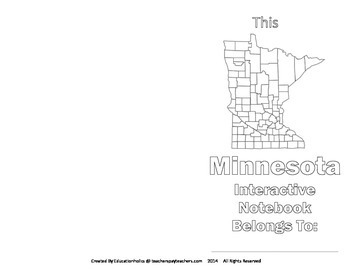 Minnesota Interactive Notebook