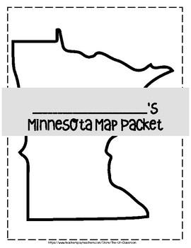 Minnesota Map Skills Practice