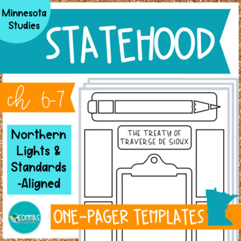 Minnesota + Me | Ch. 6-7 Topical One-Pagers