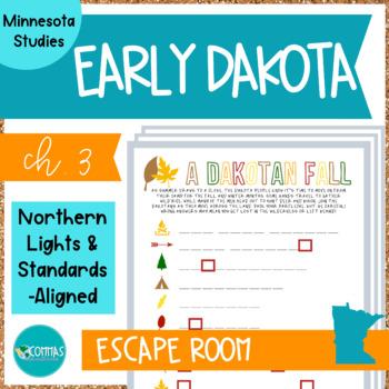 Minnesota + Me | ESCAPE ROOM | Early Dakota People