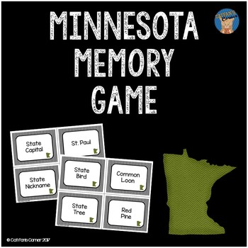 Minnesota Memory Game