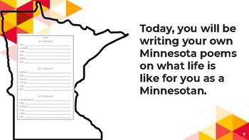 """Minnesota Poets: Writing an """"I am"""" Minnesota Poem"""