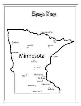 Minnesota Reading Packet