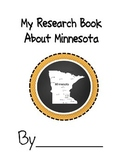 Minnesota Research Student Book