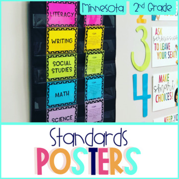 Minnesota Standards Bundle - Grade 2