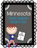 Minnesota. State Bulletin Board Set. U.S. State History