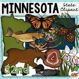 Minnesota State Clip Art