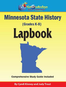 Minnesota State History Lapbook