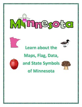 Minnesota State Maps, Flag, Data, and Geography Assessment