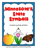Minnesota State Symbol Cards