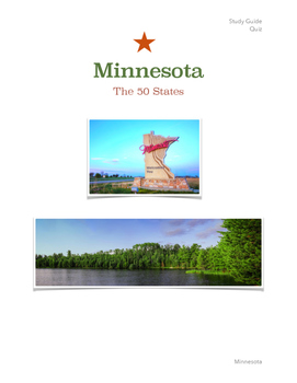 Minnesota Study Guide & Quiz