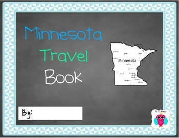 Minnesota Travel Journal