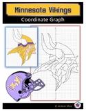 Minnesota Vikings Coordinate Graph