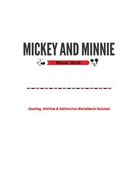 (Minnie & Mickey) Mouse Math