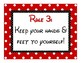 Minnie Mouse Themed Classroom Rules