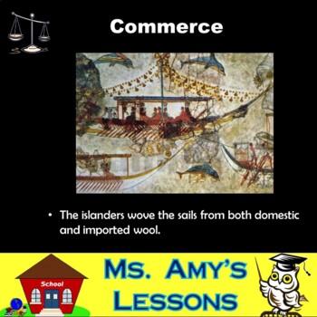 Ancient Greece: Minoan Economics During Bronze Age Greece