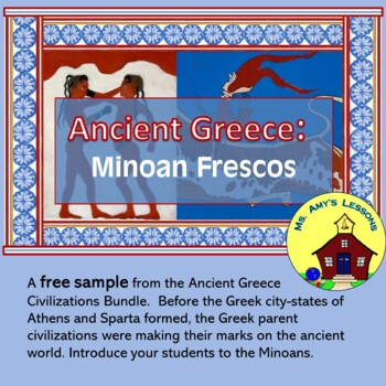 Ancient Greece: MINOAN FRESCOES