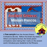 Ancient Greece: MINOAN FRESCOES