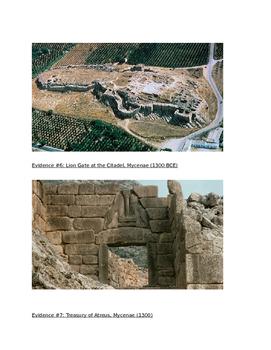 Minoan and Mycenaean Packet