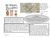Minoans for Dummies Notes